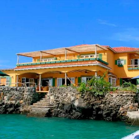 Galapagos Hotels Royal Palm Resort Sol Y Mar Finch Bay