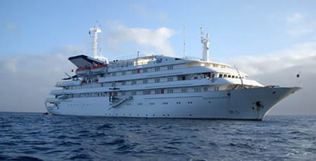 The Galapagos Explorer II