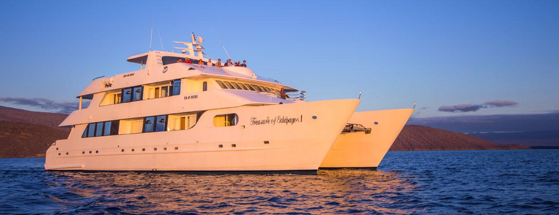 Treasure Of Galapagos Deluxe Catamaran Charter Cruise